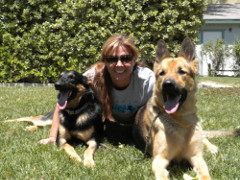 Tami and dogs